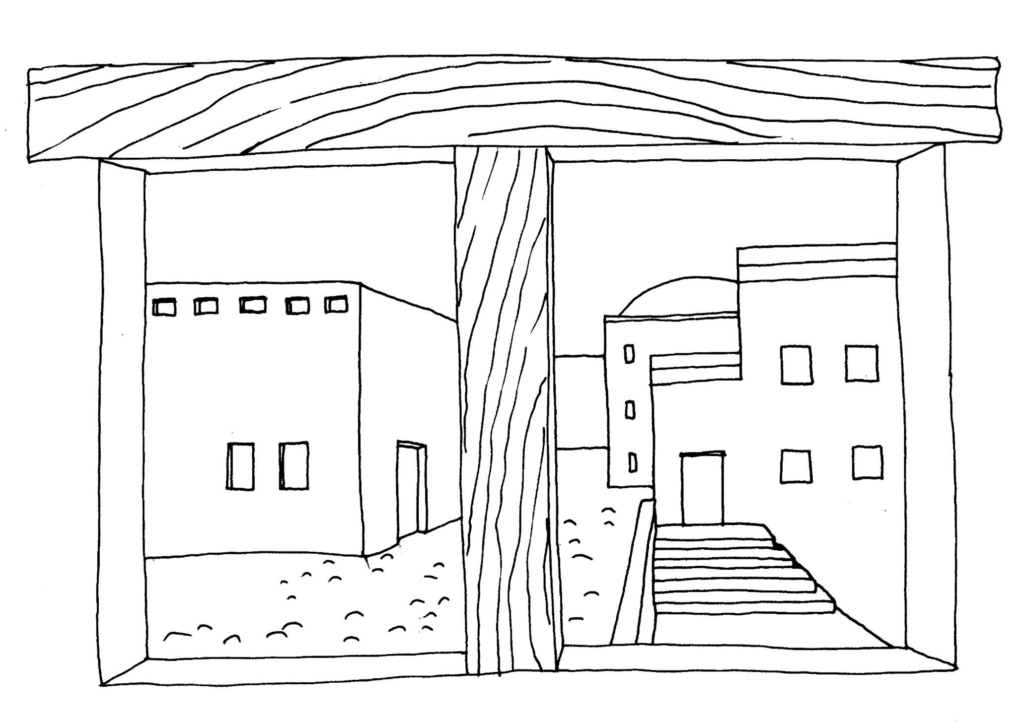 Les 10 plaies d 39 egypte for Signification des couleurs dans une maison