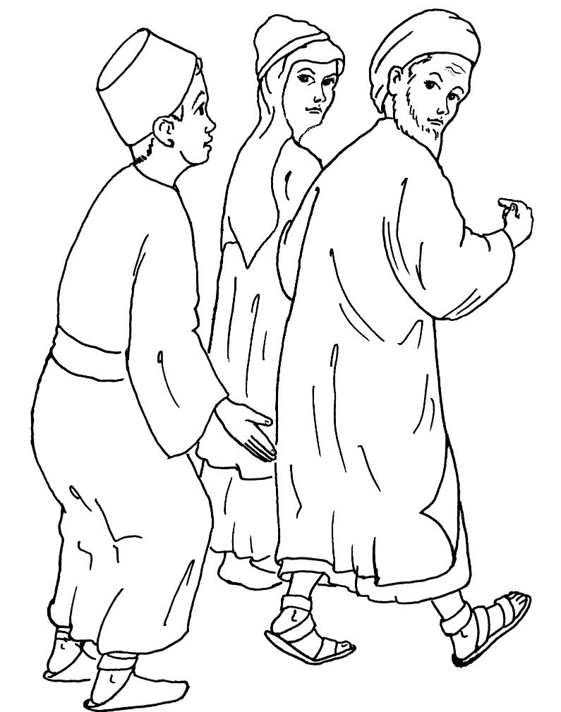 parables coloring pages - photo#22
